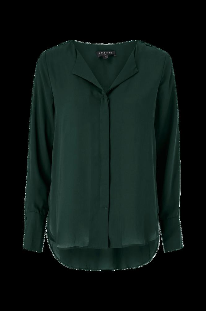 Selected Femme Bluse slfStina-Dynella LS Shirt