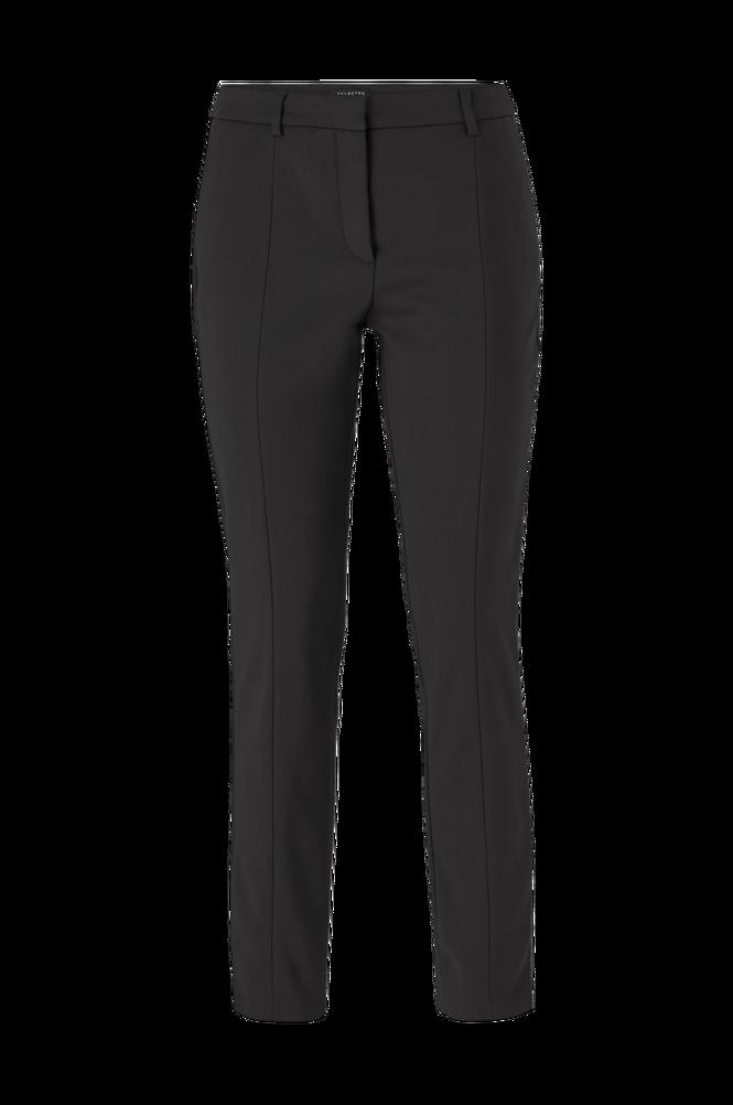 Selected Femme Bukser slfMuse Fie Cropped Pant