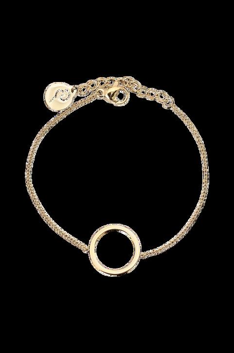 Armband Circle Bracelet Small Gold