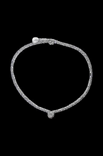 Kaulakoru Glow Heart Necklace Steel