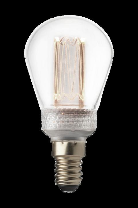 Edisonlampa Future LED 3000K, 45 mm