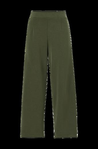 Housut slfTuija Tea MW Cropped Wide Pants