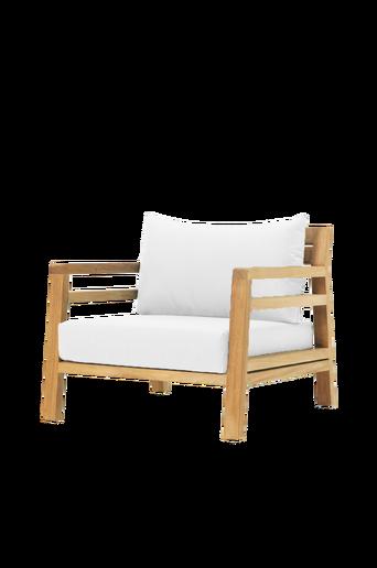 Nojatuoli Costes, sisältää pehmusteet