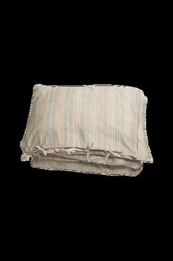 Kuviollinen pussilakanasetti puuvillaa - Stripe