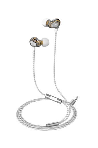 Headset Dual Driver In-ear