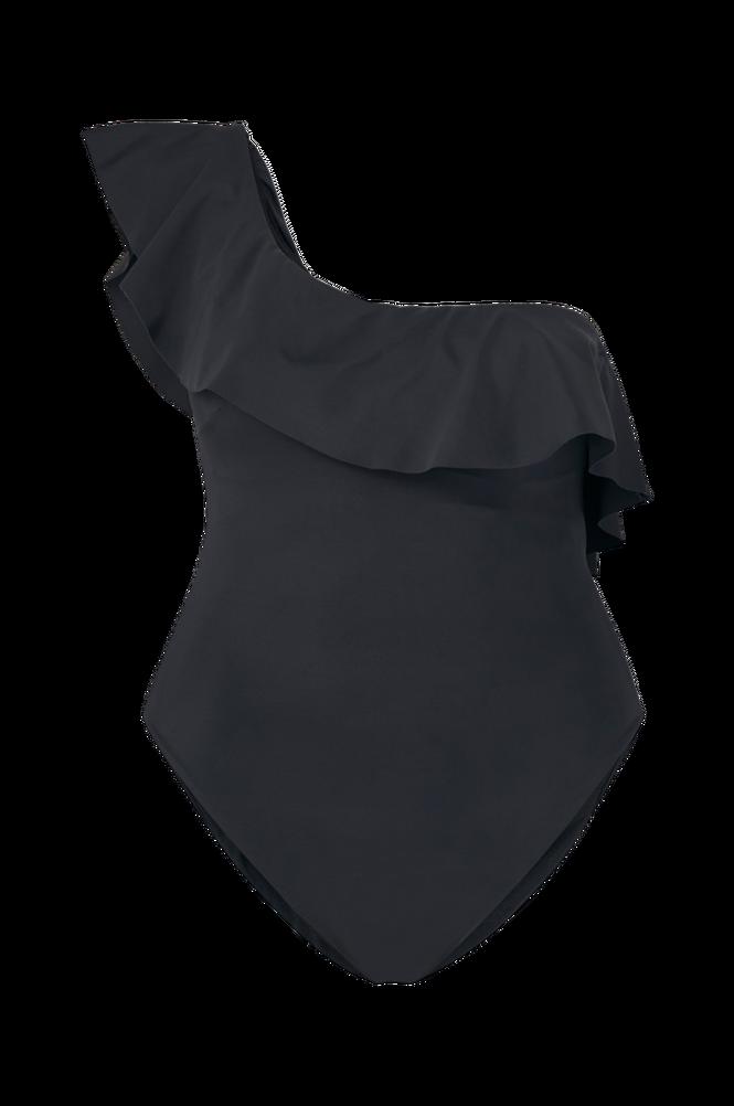 La Redoute Asymmetrisk, figurformende badedragt