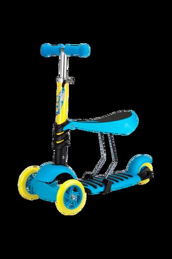 3-pyöräinen potkupyörä, säädettävä