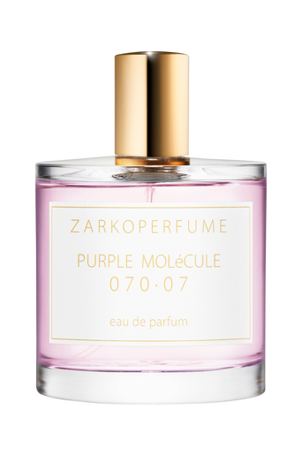 Purple Molecule