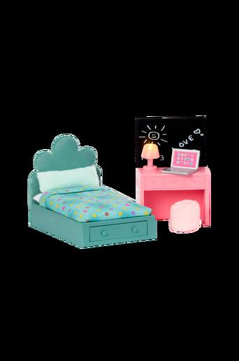 Huonekalupakkaus nuoren huoneeseen