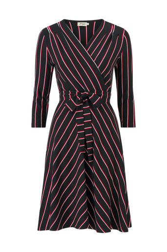 Mekko Celia Stripe Jersey Dress