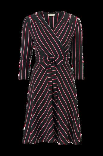 Mekko Celia Stripe Jersey Dress