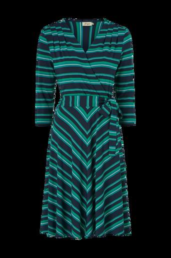 Mekko Celia Multistripe Jersey dress
