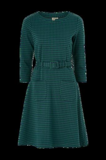 Mekko Perry Dogtooth Jersey Dress