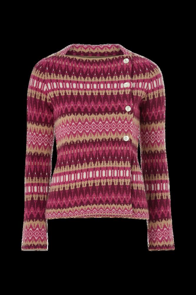 Jumperfabriken Cardigan Siv Sweater