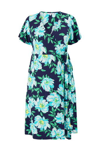 Kietaisumekko S/S Jersey Dress