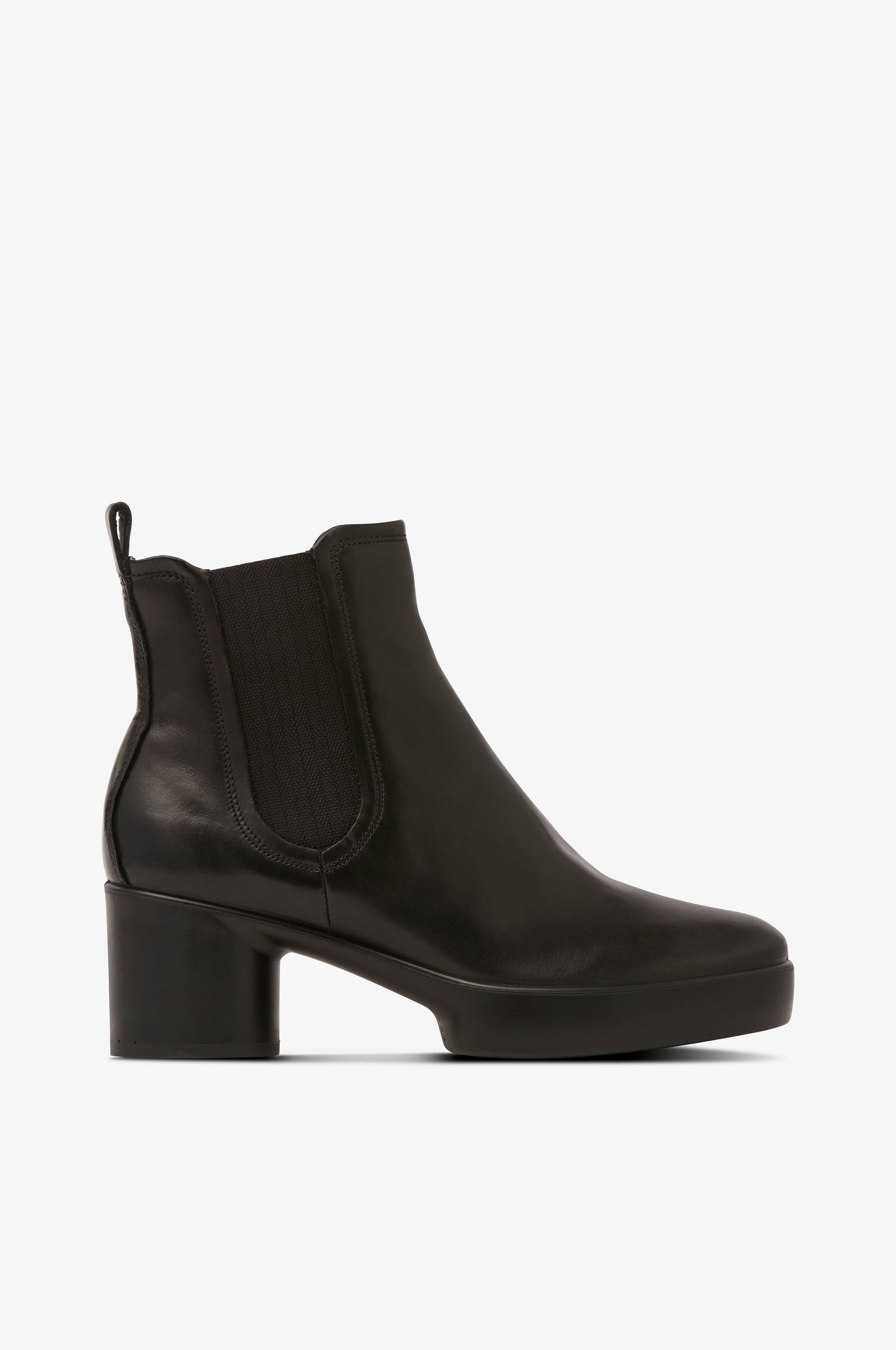 ecco Boots Shape Sculpted Motion 35 Sort Dame Ellos.dk