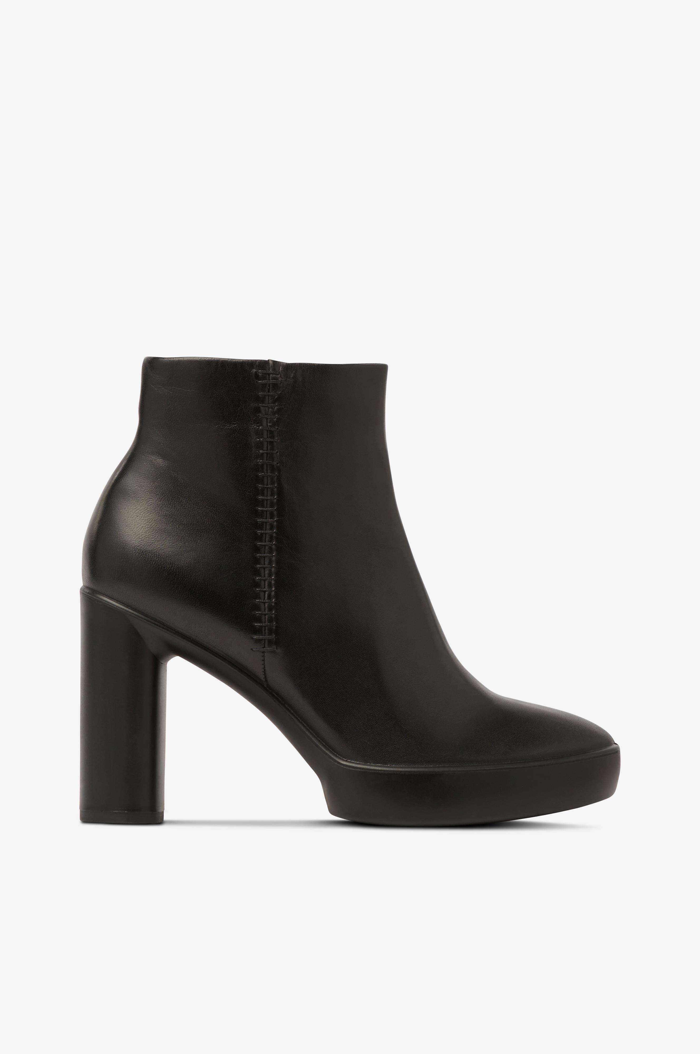 ecco Boots Shape Sculpted Motion 75 Hvid Dame Ellos.dk