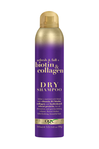 Biotin/Collagen Dry Shampoo 165 ml
