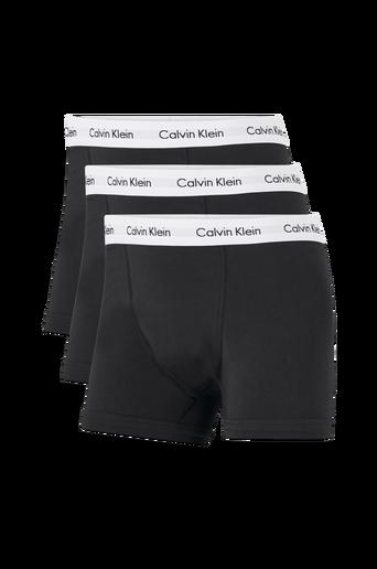 Alushousut Cotton Stretch Trunk, 3/pakk.