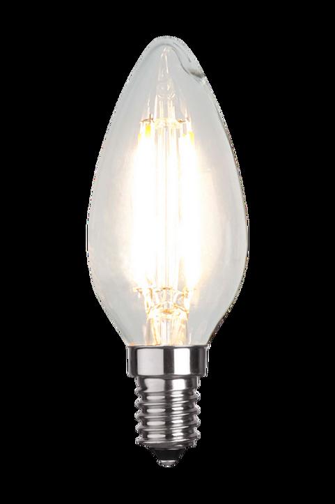 Ljuskälla LED E14 C35 Clear