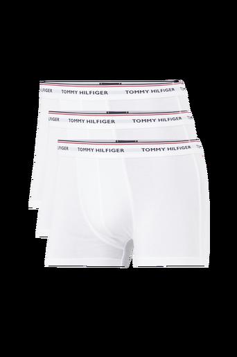 Alushousut Premium Essentials Cotton Stretch Trunk, 3/pakk.