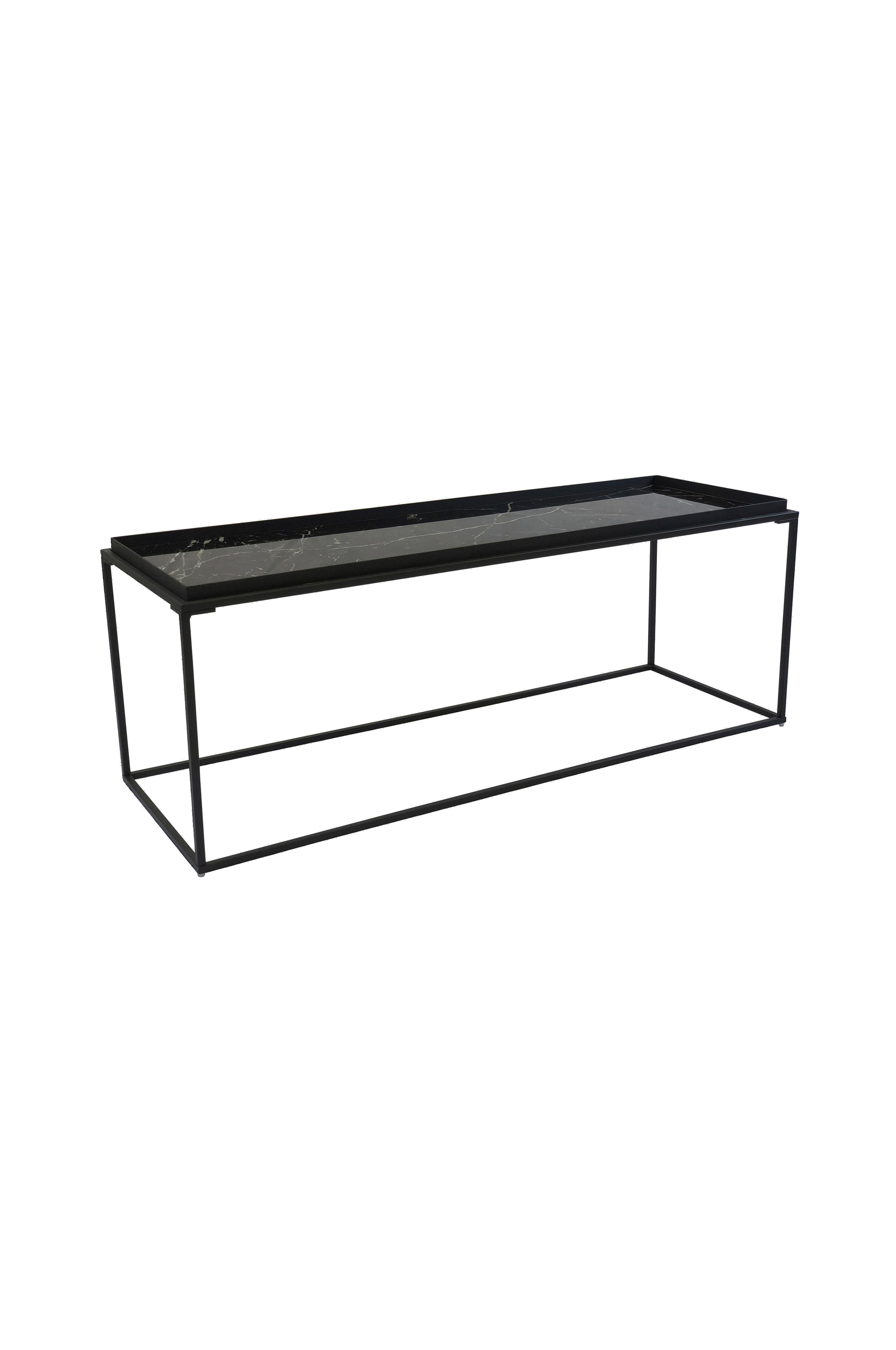 Sofabord Idun, 42 x 122 cm
