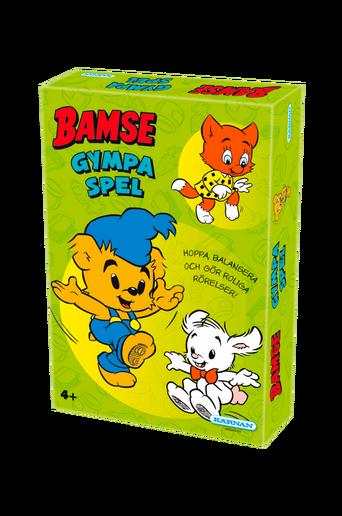Peli Bamse Gympaspel
