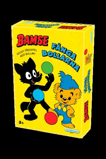 Peli Bamse Fånga bollarna