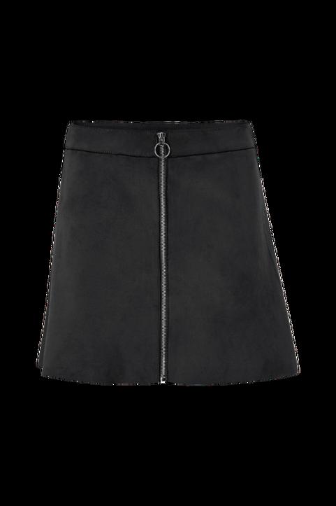 Kjol onlLea Faux Suede Bonded Skirt