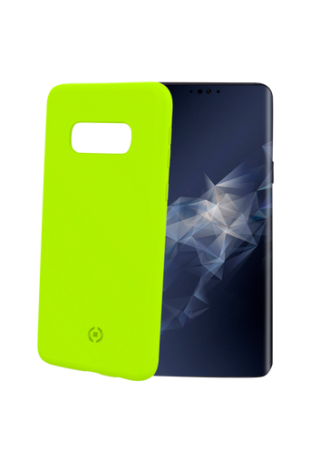 Shock Cover Galaxy S10e Keltainen