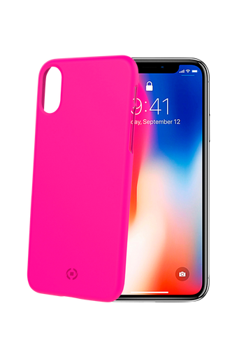 Shock Cover iPhone X/Xs Roosa