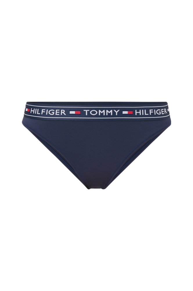 Tommy Hilfiger Trusse Logo Waistband Brazilian Knickers