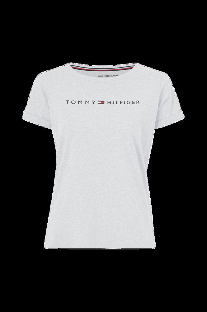 Tommy Hilfiger Top RN Tee SS Logo