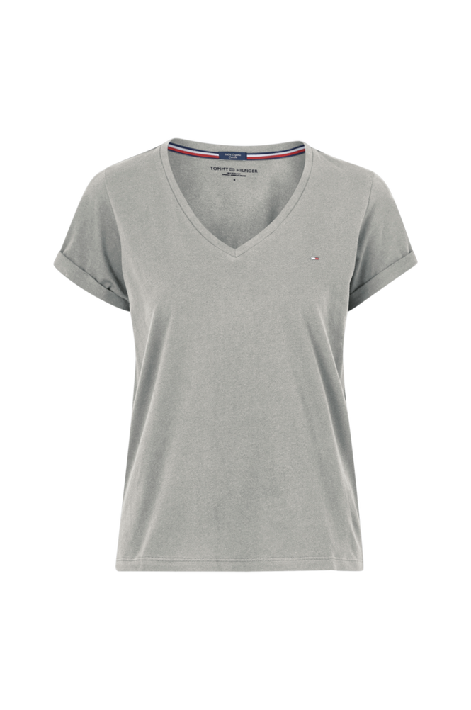 Tommy Hilfiger Top Vn Tee SS