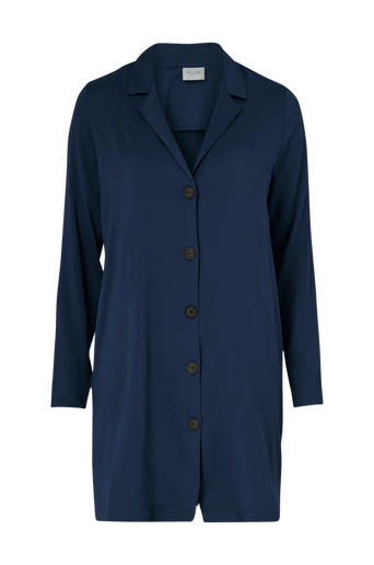 Mekko viAbota L/S Long Blazer Dress
