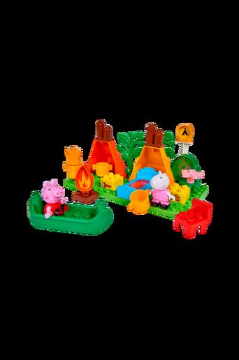 BIG-Bloxx Peppa Camping Set
