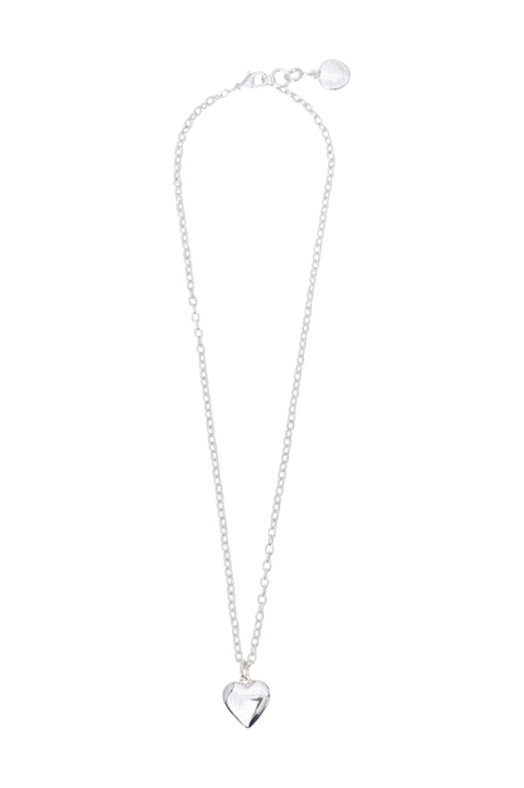 Halsband Small Card Pendant Necklace