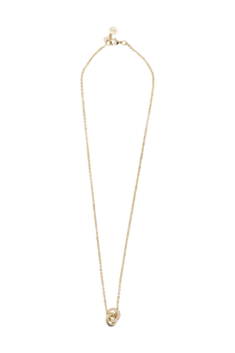 Halsband Connected Pendant Necklace