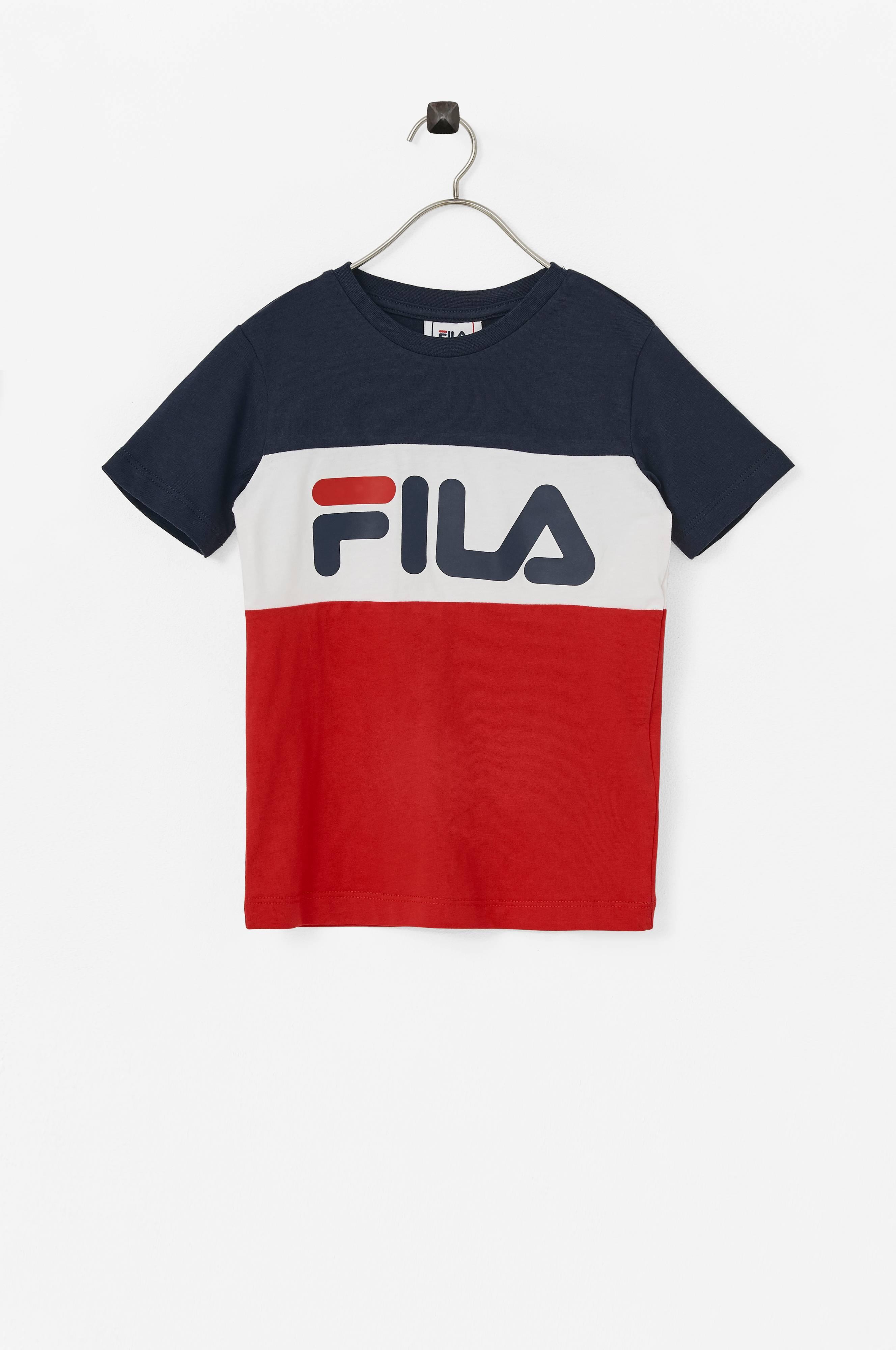 T shirt Kids Classic Day Blocked Tee