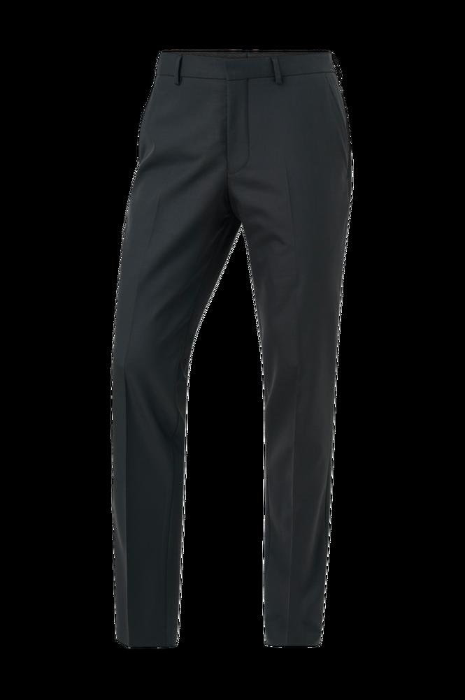 Selected Homme Bukser slhSlim-Mylostate Black TRS B
