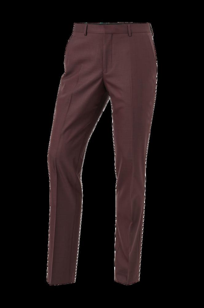 Selected Homme Bukser slhSlim-Mylostate Bordeaux TRS B