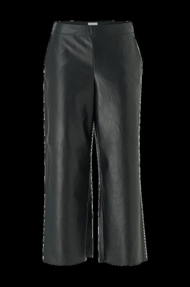 Vila Bukser viPen RW Cropped Wide Pants