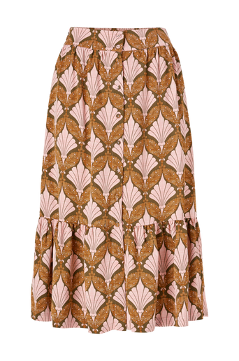 Hame yasGabrielle HW Midi Skirt