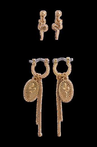 Korvakorut pcFrey Hoop Earrings, 2 paria
