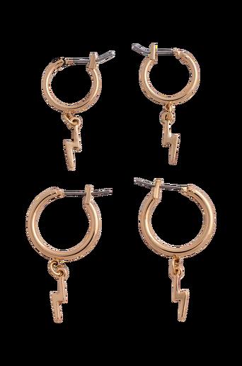 Korvakorut pcGaby Hoop Earrings, 2 paria