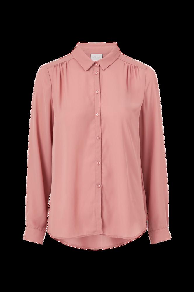Vila Bluse viLucy L/S Button Shirt