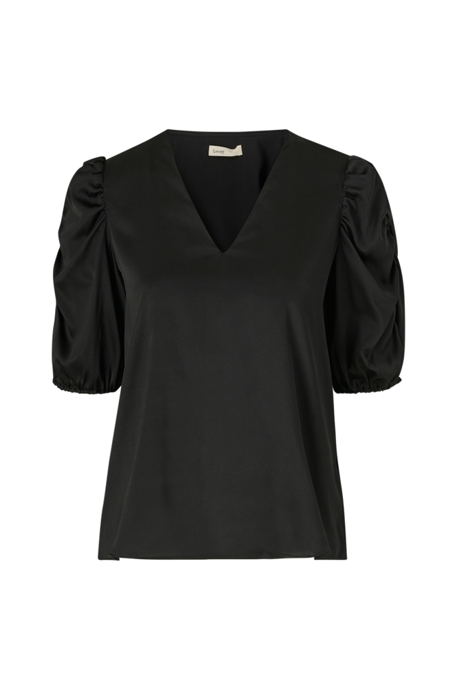 Levete Room Silkebluse LR-Dakota 19 Shirt