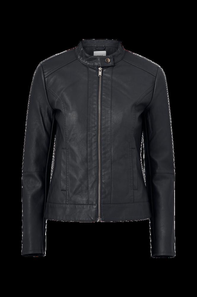 Jacqueline de Yong Jakke jdyDallas Faux Leather Jacket