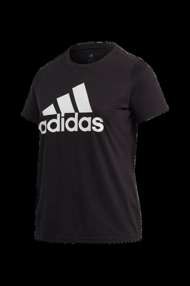 adidas Sport Performance Top Badge Of Sport Tee Plus
