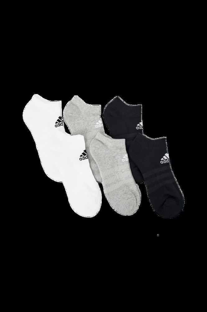 adidas Sport Performance Sportsstrømper Cushioned Low-cut Socks 6-pak